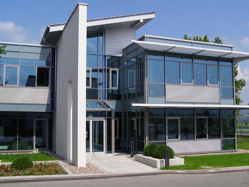 Hauptsitz der Konrad Reitz Ventilatoren GmbH & Co. KG in Höxter Albaxen